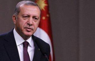 Cumhurbaşkanı Erdoğan, o kullanıcıdan şikayetçi...