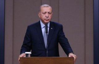 Erdoğan: Sözler tutulmazsa harekata devam edeceğiz