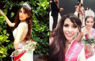 Gözaltına alınan İran güzellik kraliçesinden...