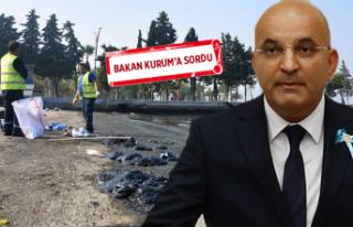 İzmir'deki çevre katliamı Meclis'e taşındı