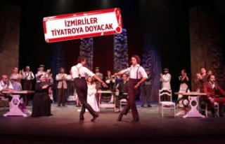İzmir Devlet Tiyatrosu'ndan bir başyapıt