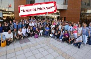 İzmirliler 4'üncü kez iyilik için bir araya...