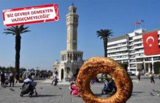 İzmirlilerden sözlüğe girmesi için 'gevrek'...