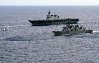 Japonya gemilerini korumak için Orta Doğu'ya...