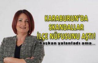 Karaburun'da Başkan Erdoğan'ın skandalları,...