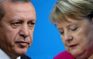 Merkel'in skandal çağrısına, Erdoğan'dan...