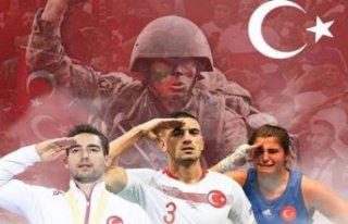 MSB'den, 'Mehmetçiğe selam gönder'...