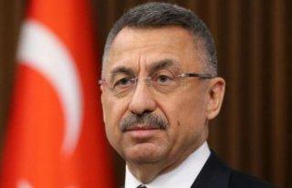 Mustafa Akıncı'ya tepki