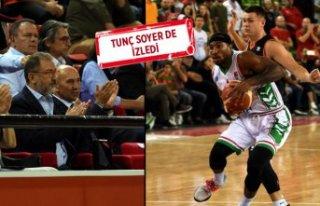 Pınar Karşıyaka: 78 - Boras Basket: 58