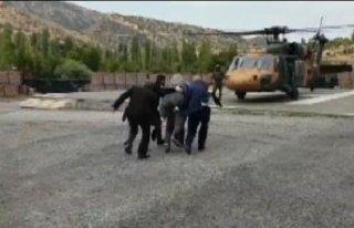 PKK'lı teröristler, orman işçilerine saldırdı:...
