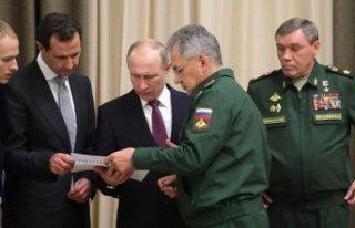 Rusya ve Şam terör örgütü YPG ile anlaştı!