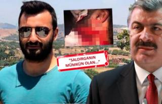 Sağlık Bakanı'ndan İzmir'deki jiletli...