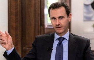 Son dakika… Esad'dan Barış Pınarı Harekâtı...