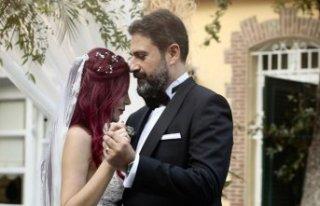 Sürpriz evlilik haberiyle herkesi şaşırttı