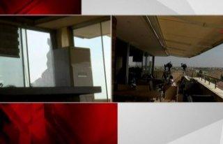 Teröristler gazetecileri hedef aldı: Yaralılar...