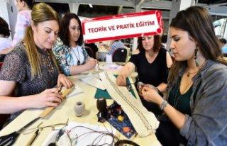 Torbalı'da ücretsiz meslek kursları