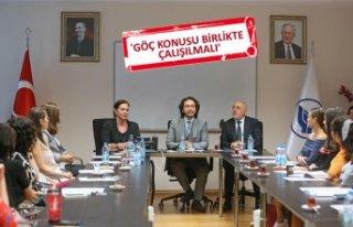 Yaşar Üniversitesi'ne 'Jean Monnet Kürsüsü'...