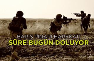 YPG/PKK'ya verilen süre bugün doluyor!