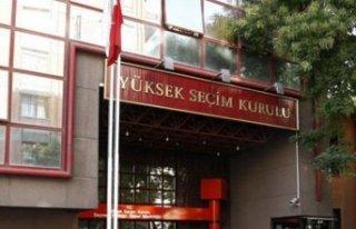 Yüksek Seçim Kurulu 255 personel alıyor!