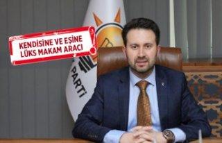 AK Partili Çiftçioğlu: Karşıyaka'da maaş krizi