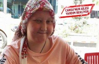 Cansu'nun ailesi yardım bekliyor
