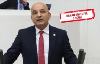 CHP'li Polat: Türkiye hesaplaşma yeri mi?