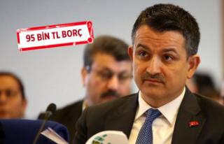 CHP'li vekil: Bekir Pakdemirli'nin aile şirketine...