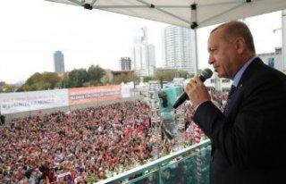 Erdoğan, İzmir için neler söyledi?