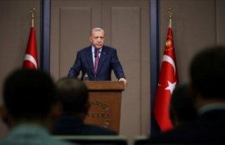 Erdoğan'dan UEFA'ya sert tepki!