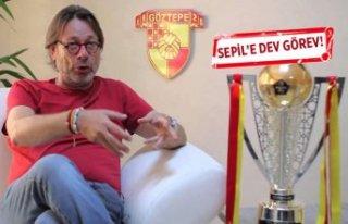 Göztepe Başkanı Sepil, Kulüpler Birliği'nin...