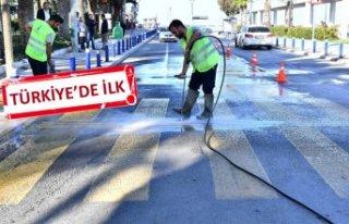 İzmir Büyükşehir Belediyesi'nden örnek uygulama