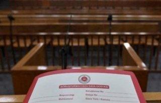 İzmir'deki kumpas davasında mütalaa
