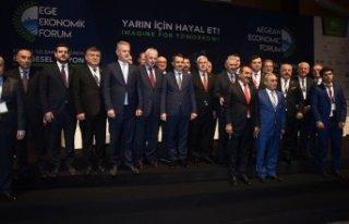 İzmir iş dünyasının örnek işbirliği ile Dikili'ye...