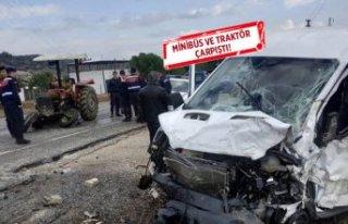 Menderes'te feci kaza! 80 yaşındaki sürücü...
