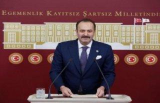 MHP'li Osmanağaoğlu: Aliağa modeli İzmir'in...