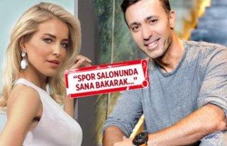 Mustafa Sandal'dan ilginç bir iltifat!
