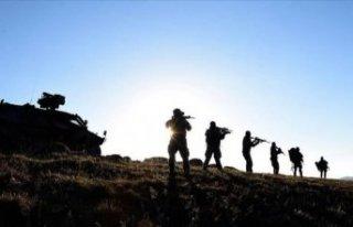 PKK'ya karşı Kıran-5 Operasyonu başlatıldı