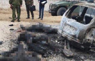 Tacikistan'da sınır karakoluna saldırı
