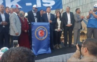 TÜRK-İŞ'ten vergi paketi protestosu