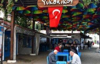 Yukarıköy, turizmle buluşmaya hazırlanıyor