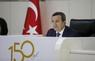 Başkan Batur tartışmalara son noktayı koydu: İçime...