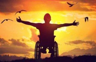 Engelleri kaldırın! 3 Aralık Dünya Engelliler...