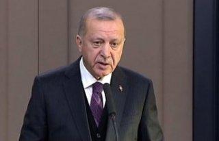 Erdoğan'dan 'filtresiz baca vetosu' hakkında...