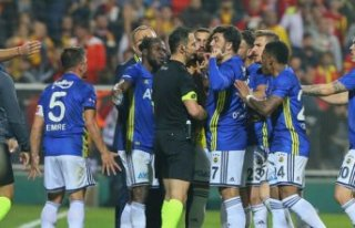 Fenerbahçe Göztepe maçına itiraz edecek
