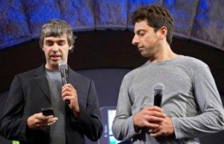 Google'ın kurucuları kenara çekiliyor