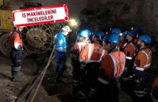 İEÜ'lü öğrencilerden yerin 230 metre altında...