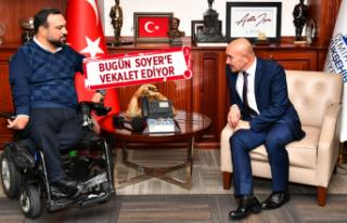 İzmir'den Türkiye'de bir ilk!