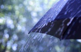 Meteoroloji'den Ege'ye sağanak yağış...