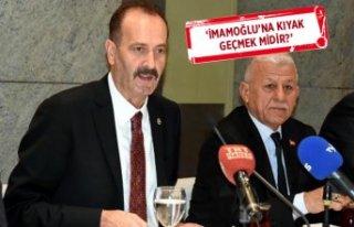 MHP'li Osmanağaoğlu'ndan Başkan Soyer'e...