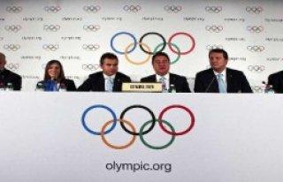 Olimpiyat Adaylığında Nefesler Tutuldu